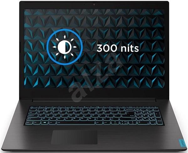 Lenovo Gaming L340-17IRH Black - Herní notebook