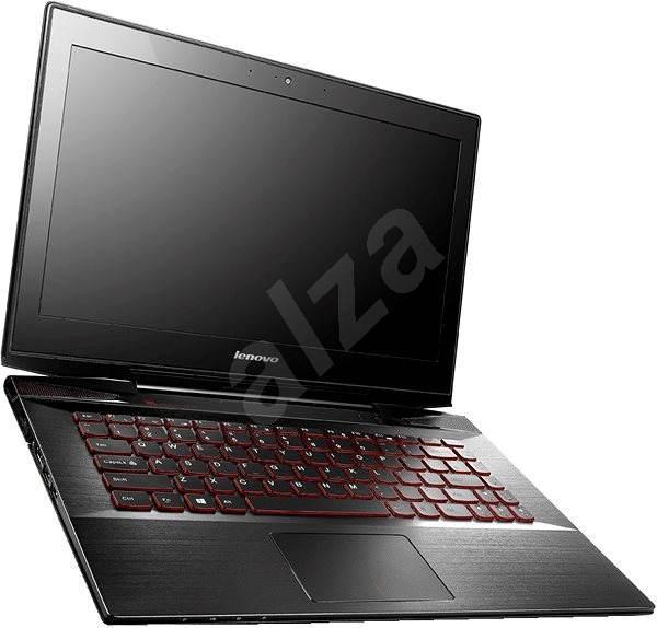 Lenovo IdeaPad Y40-80 Black - Notebook