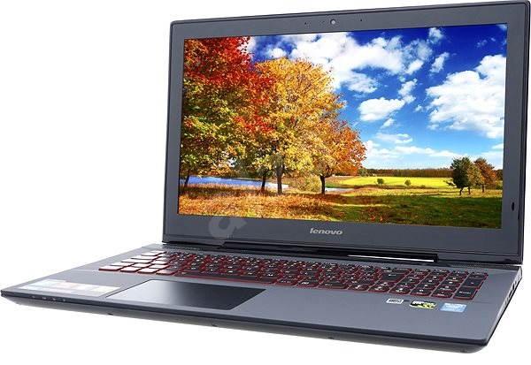 Lenovo IdeaPad Y50-70 Black - Notebook