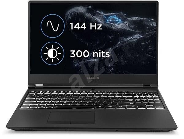 Lenovo Legion Y530-15ICH Black - Herní notebook