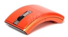 Lenovo Wireless Laser mouse N70A oranžová - Myš