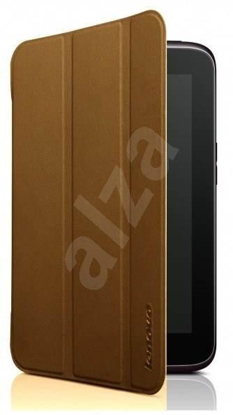Lenovo IdeaTab A1000 Gift Package hnědé - Pouzdro na tablet