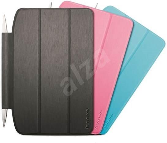 Lenovo Miix 2 8 Folio Pouzdro + stylus - růžové - Pouzdro na tablet