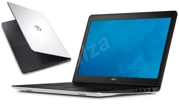 Dell Inspiron 15 (5000) stříbrný - Notebook