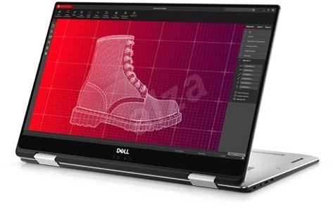 Dell Precision 5530 2 in 1 Silver - Tablet PC