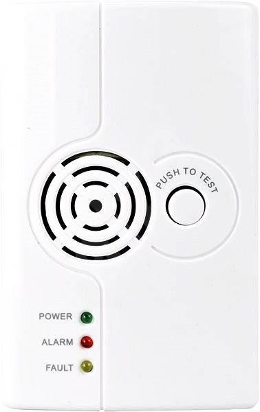 iGET SECURITY M3P6 - bezdrátový detektor plynu  - Dálkový ovladač