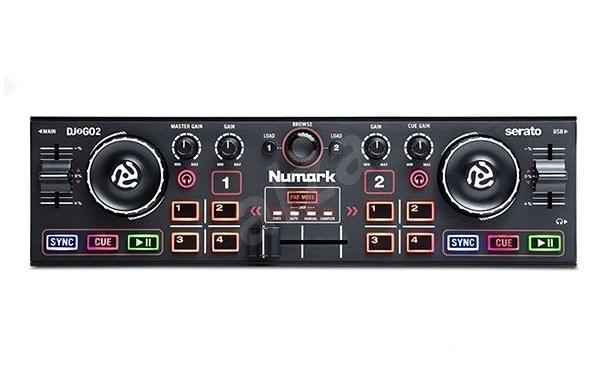 Numark DJ 2 GO 2 - MIDI kontroler