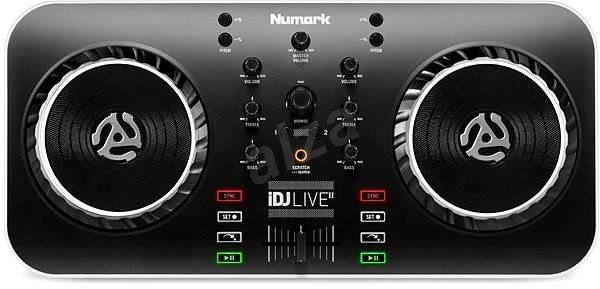 Numark IDJ Live II - MIDI kontroler