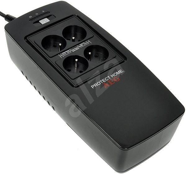AEG UPS Protect Home 600 - Záložní zdroj