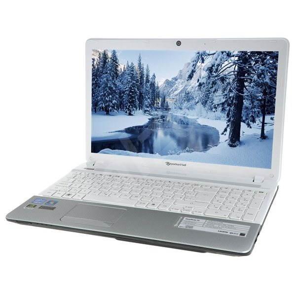 Packard Bell Easynote TS44-HR-354CZ bílý - Notebook