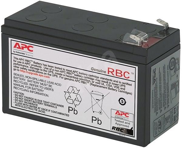 APC náhradní bateriový článek #40 - Nabíjecí baterie
