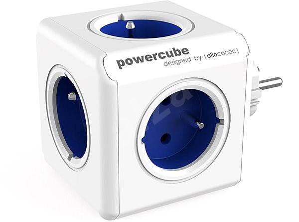PowerCube Original modrá - Zásuvka