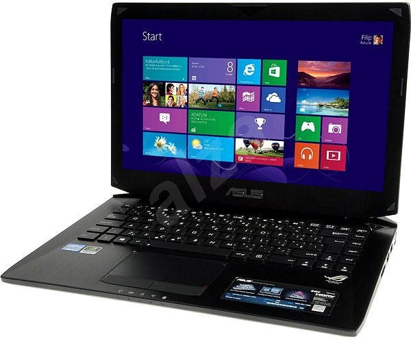 ASUS G46VW-W3050H - Notebook
