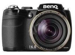 BenQ GH600 Black - Digitální fotoaparát