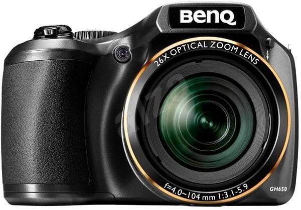 BenQ GH650 - Digitální fotoaparát