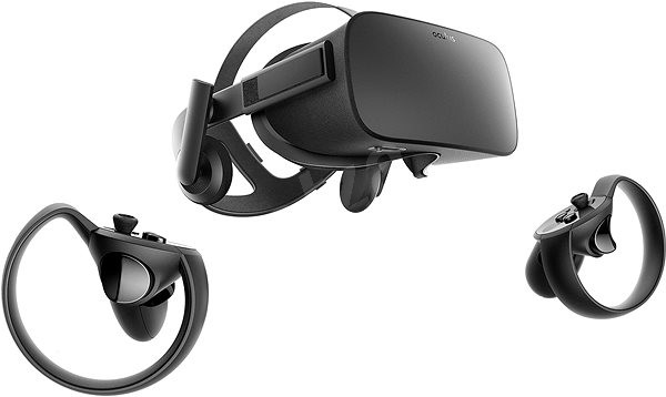4ae169919 Oculus Rift + Oculus Touch - Brýle pro virtuální realitu | Alza.cz