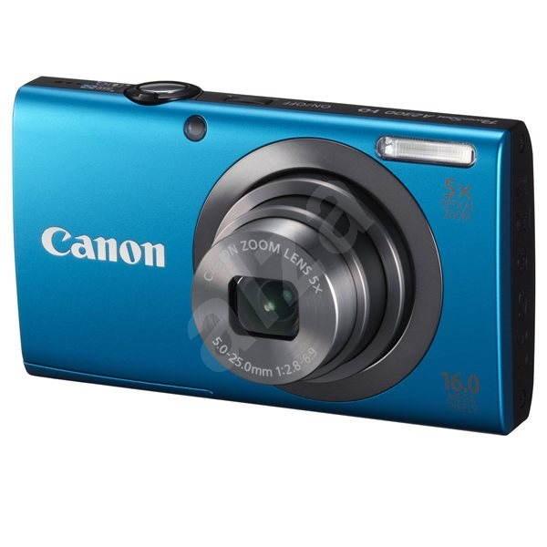 Canon PowerShot A2300 IS modrý - Digitální fotoaparát