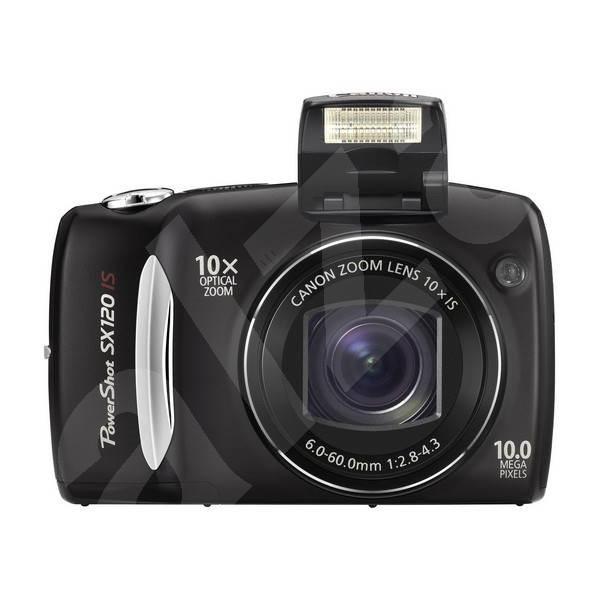 Canon PowerShot SX120 IS - Digitální fotoaparát