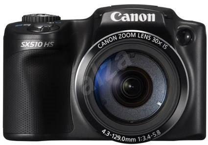 Canon PowerShot SX510 HS - Digitální fotoaparát