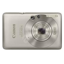 Canon Digital IXUS 100 IS stříbrný - Digitální fotoaparát