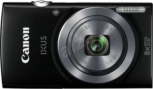Canon IXUS 160 černý - Digitální fotoaparát