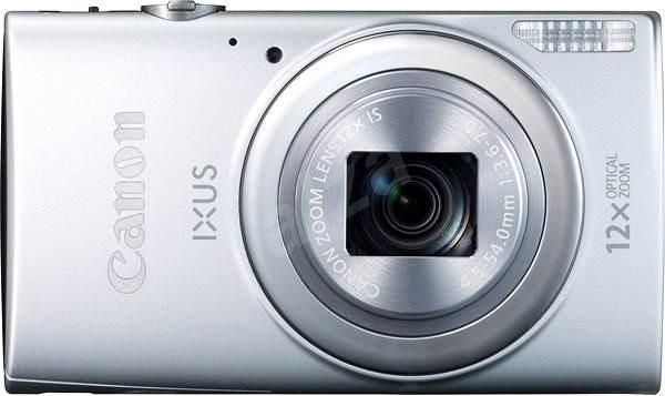Canon IXUS 265 HS stříbrný - Digitální fotoaparát