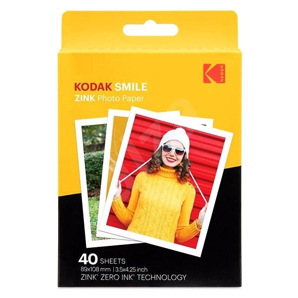 """Kodak Zink 3x4"""" balení 40ks - Fotopapír"""