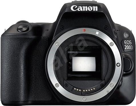 Canon EOS 200D tělo černý - Digitální fotoaparát