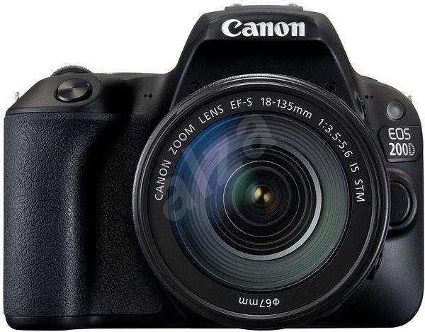 Canon EOS 200D + 18-135mm IS STM - Digitální fotoaparát