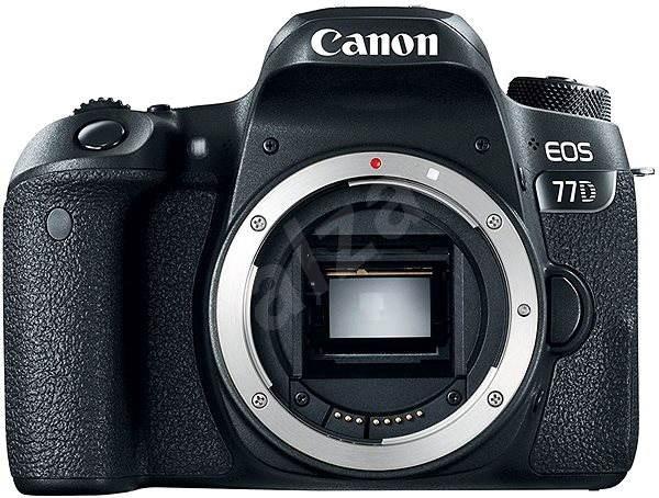 Canon EOS 77D tělo - Digitální fotoaparát