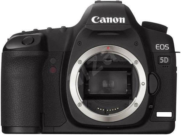 Canon EOS 5D Mark II. body - Digitální zrcadlovka