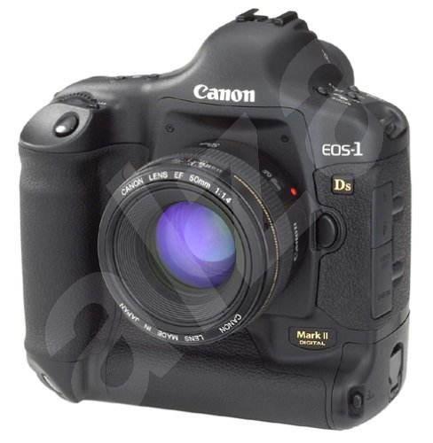 Canon EOS 1Ds Mark II Body - zrcadlovka 16.7 mil. bodů -