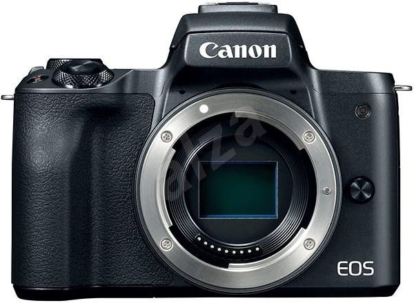 Canon EOS M50 tělo černý - Digitální fotoaparát