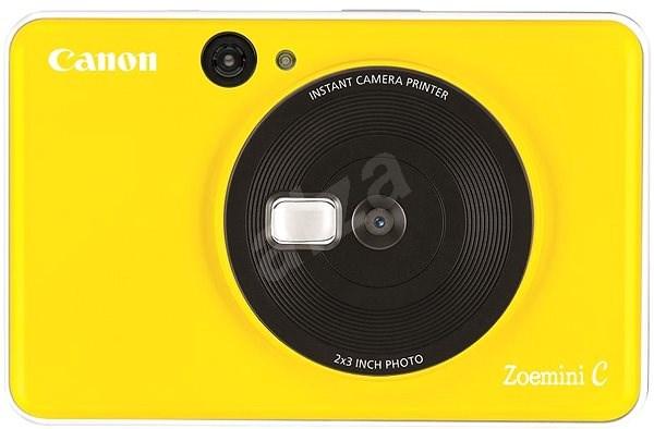 Canon Zoemini C čmelákově žlutá - Instantní fotoaparát