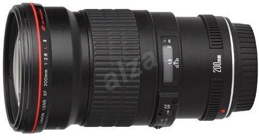 Canon EF 200mm f/2.8 II L USM - Objektiv