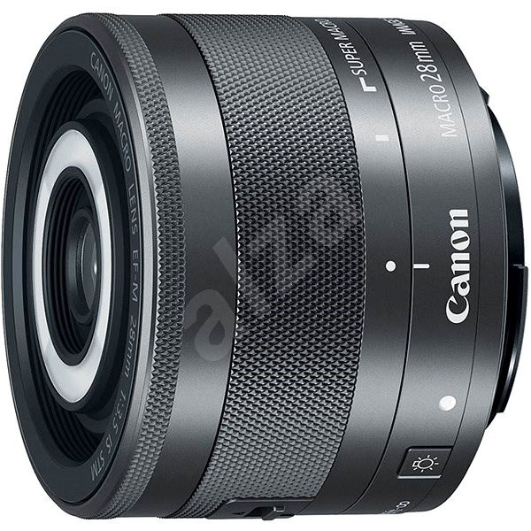 Canon EF-M 28mm f/3.5 IS STM Macro - Objektiv