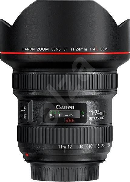 Canon EF 11-24mm f/4.0 L USM - Objektiv