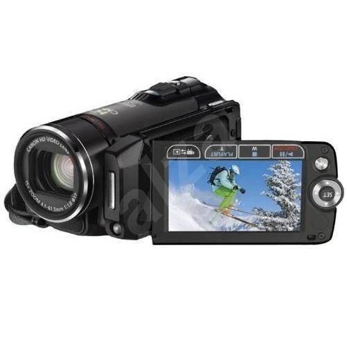 Canon HF200 kit černá - Digitální kamera