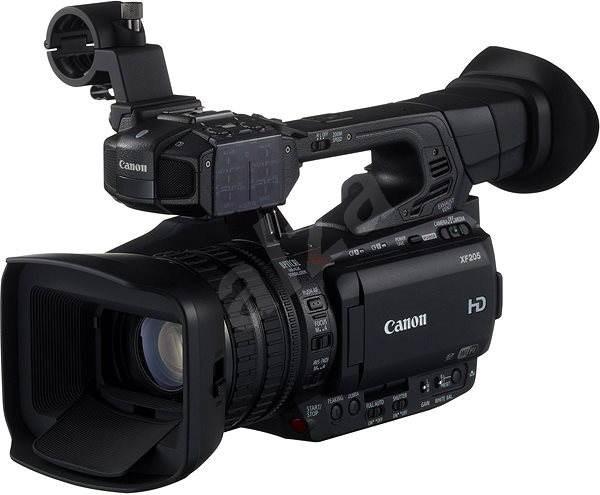 Canon XF205 Profi - Digitální kamera