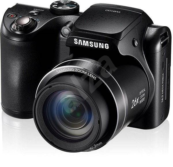 Samsung WB100 černý - Digitální fotoaparát