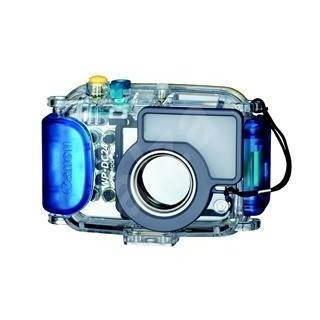 Canon podvodní pouzdro WP-DC24 pro fotoaparát Ixus 90 -