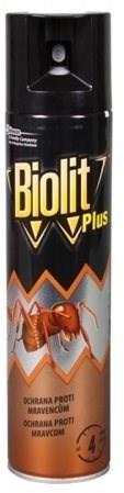 BIOLIT Plus sprej proti mravencům 400 ml - Odpuzovač hmyzu