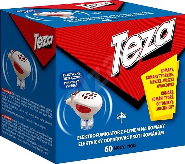 TEZA el. odpařovač s tekutou náplní 36 ml (60 nocí) - Odpuzovač hmyzu