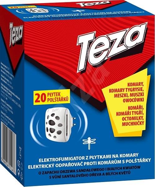 TEZA el. odpařovač proti komárům 20 tab. - Odpuzovač hmyzu