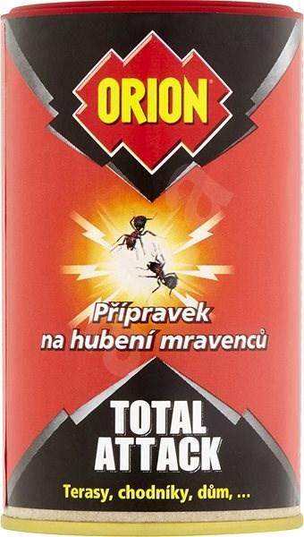 ORION Total attack přípravek na mravence - Odpuzovač hmyzu