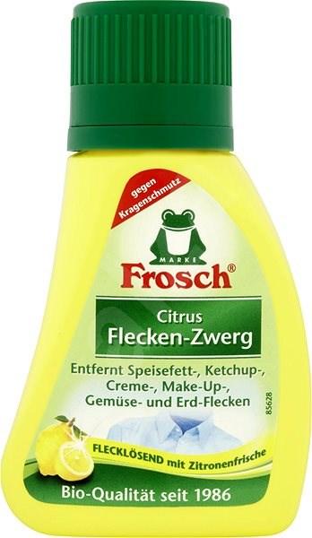 FROSCH Odstraňovač skvrn s aplikátorem citron 75 ml - Eko odstraňovač skvrn