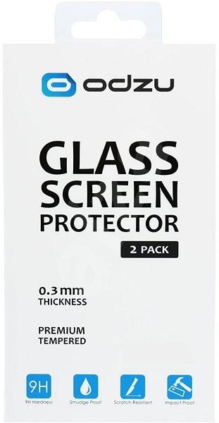 Odzu Glass Screen Protector 2pcs Honor 9 - Ochranné sklo