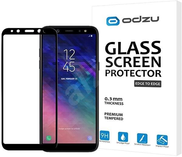 Odzu Glass Screen Protector E2E Samsung Galaxy A6 2018 - Ochranné sklo