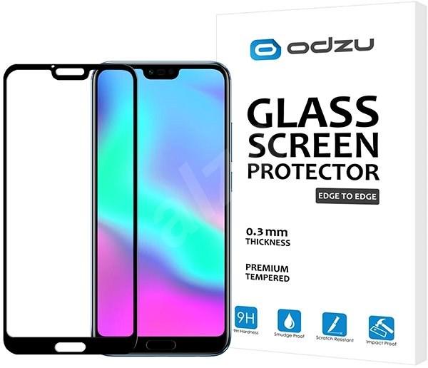 Odzu Glass Screen Protector E2E Honor 10 - Ochranné sklo