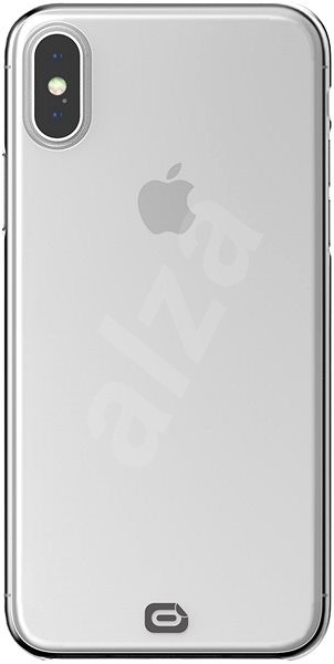 Odzu Crystal Thin Case Clear iPhone X/XS - Kryt na mobil